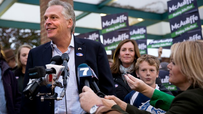 Six Reasons Terry McAuliffe is on the Brink of Becoming Virginia's Next Governor