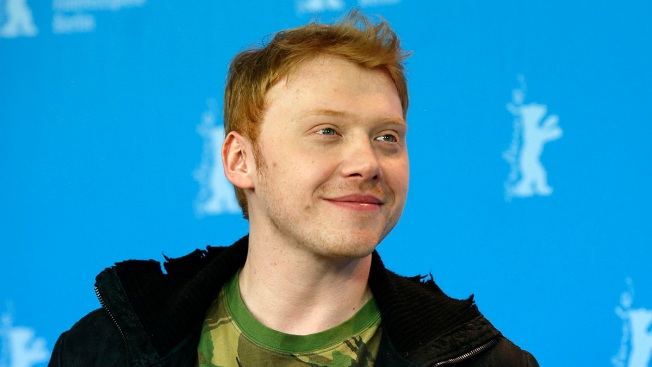 """Harry Potter"" Star Rupert Grint Heads to Broadway"