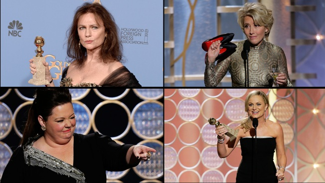 5 Awesome Moments From the 71st Golden Globes