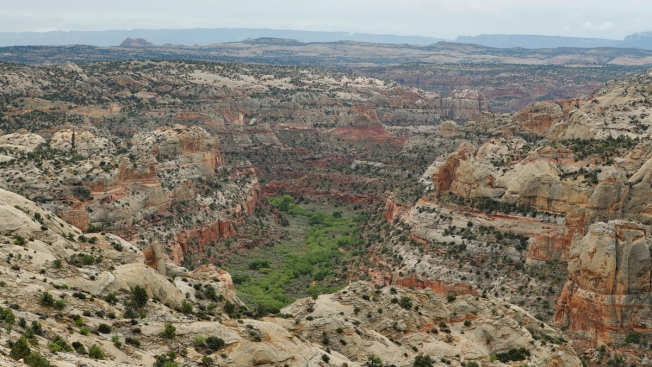 Trump Admin. Plans for Utah Monument Guts Protections, Opens Site to Mining