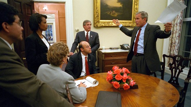 Former White House Press Secretary Ari Fleischer Recounts 9/11 Events on Twitter