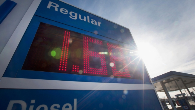 Average Price of Gas in U.S. Expected to Fall Below $2 a Gallon