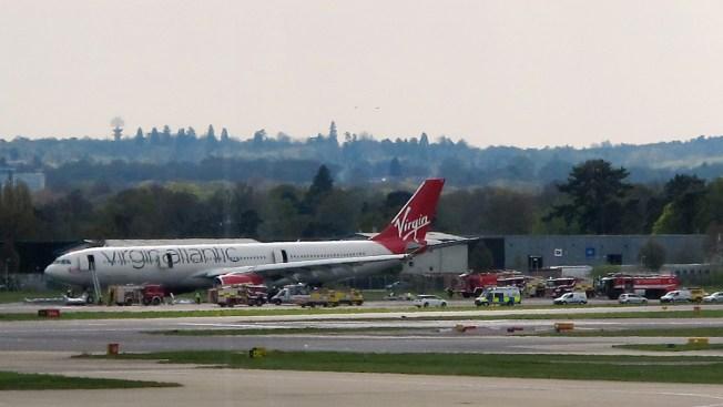 Passengers, Crew on Virgin Flight Quarantined in UK