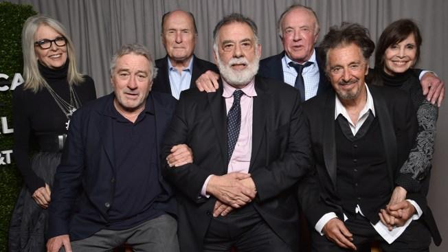 Coppola and 'Godfather' Cast Reunite at Tribeca Film Fest