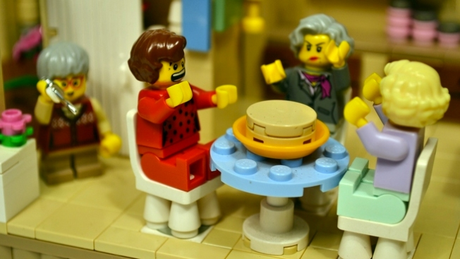 """Golden Girls"" LEGO Set Needs Help to Become a Reality"