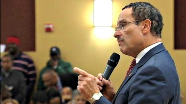 Mayor Vincent Gray Vetoes $10.6 Billion Budget