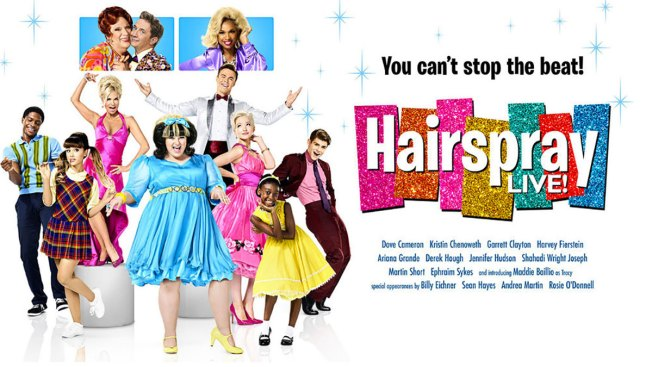 Run And Tell That: 'Hairspray Live!' Makes a Splash on Social Media