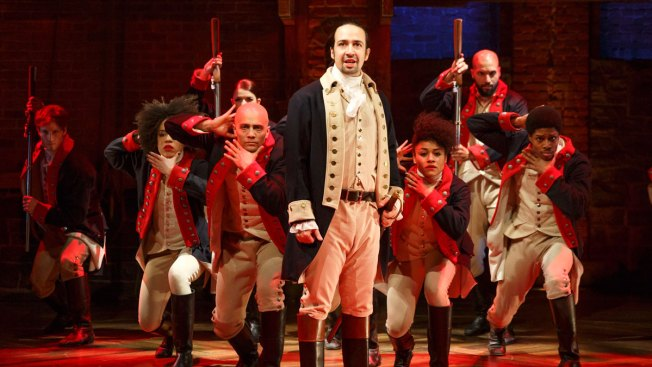 $20K Tickets for Miranda's 'Hamilton' Curtain Call
