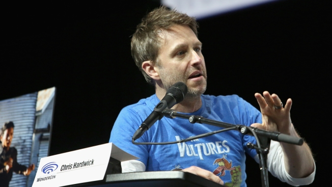 Chris Hardwick's Talk Show Pulled by AMC Amid Sexual Assault Claims