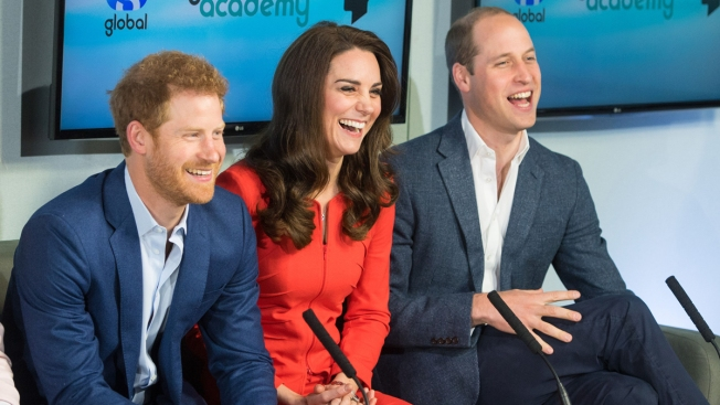 Prince William Pokes Fun At His Controversial Clubbing In Switzerland!