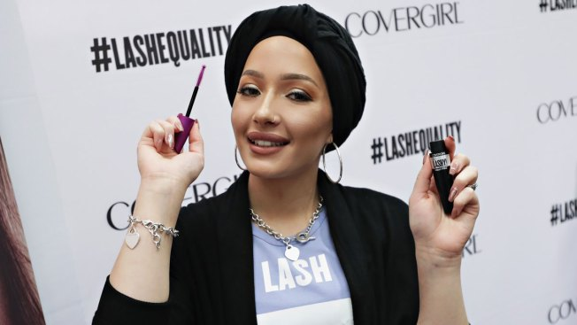CoverGirl Ads Feature Woman Wearing Hijab for First Time