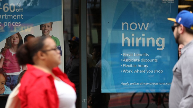US Job Openings Slipped in May, but Hiring Increased