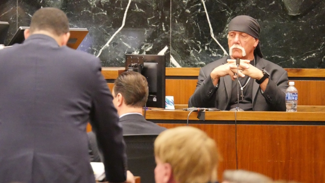 Hulk Hogan Says He Was 'Completely Humiliated' by Sex Video