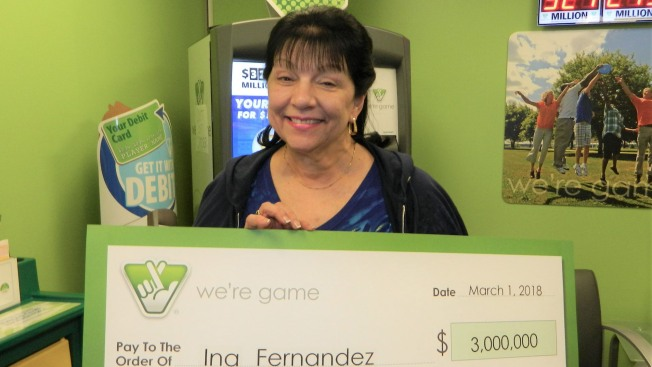 Virginia Woman Claims $3 Million Lotto Prize Days Before Expiration