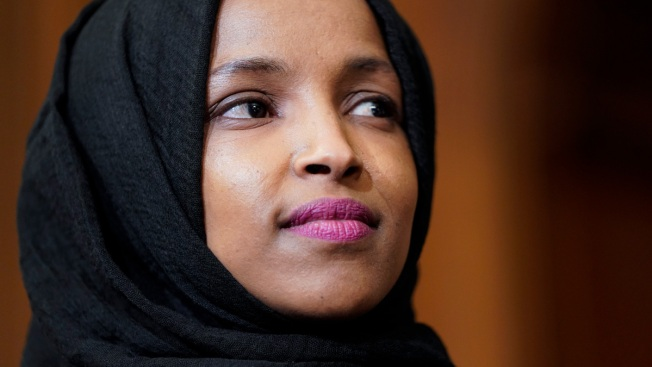 Rep. Ilhan Omar Criticized Again for Alleged Anti-Semitism