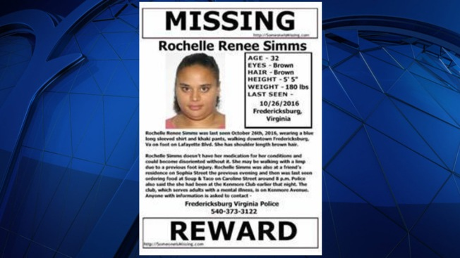 Missing Virginia Woman's Remains Found in Wooded Area
