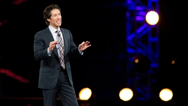 Joel Osteen Deflects Blame, Says Houston 'Didn't Ask' Megachurch to Help