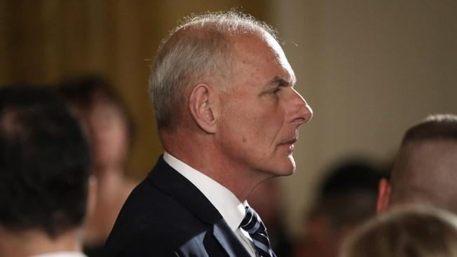 Kelly in Harsh Spotlight After Senior Aide's Resignation