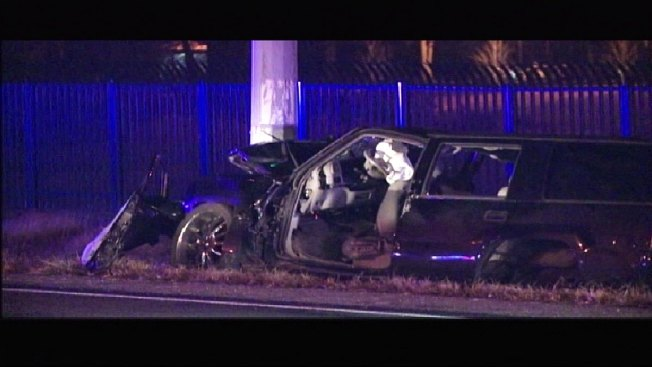 Four Hospitalized After Serious Crash at Joint Base Andrews