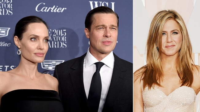 Twitter Goes Crazy With Jennifer Aniston Memes After Brangelina Split