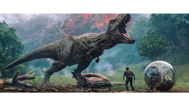 'Jurassic World: Fallen Kingdom' Fights for the Future