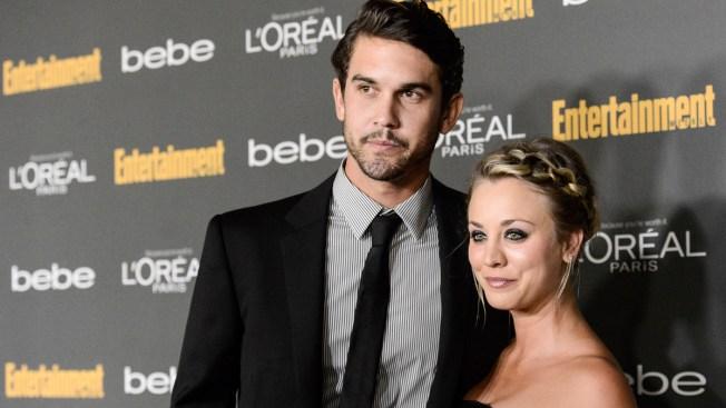 Big Bang Theory's Kaley Cuoco Engaged to Ryan Sweeting