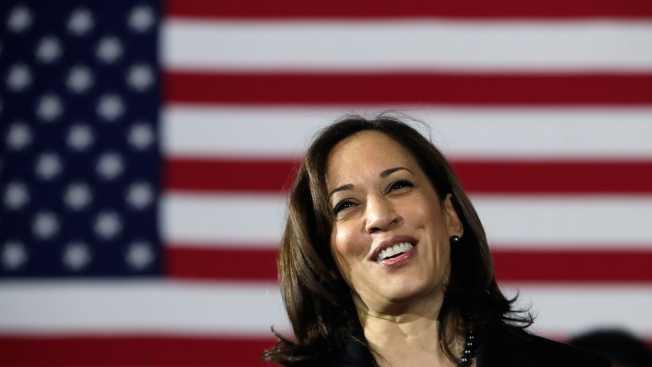 Kamala Harris Promises Teachers a Raise If Elected President