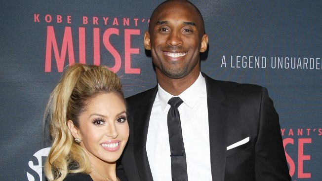Kobe Bryant and Wife Vanessa Share the First Photo of Their Baby Girl Bianka