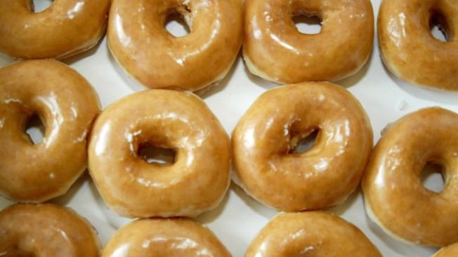 Krispy Kreme Celebrates Birthday With 78-Cent Doughnut Deal