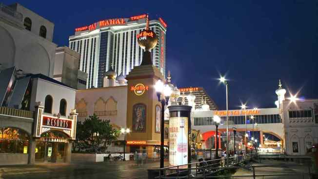 "AC Casino Revenues Fall 13%, ""Bumpy Ride"" Forecast"