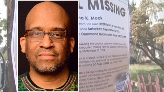 Police Confirm Body Found Is Former D.C. Treasurer
