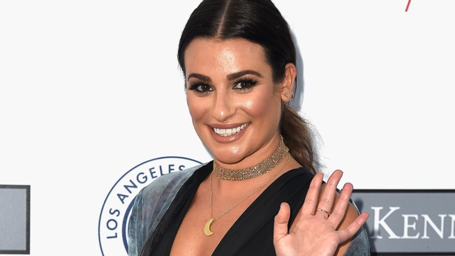 Former 'Glee' Star Lea Michele Announces Engagement