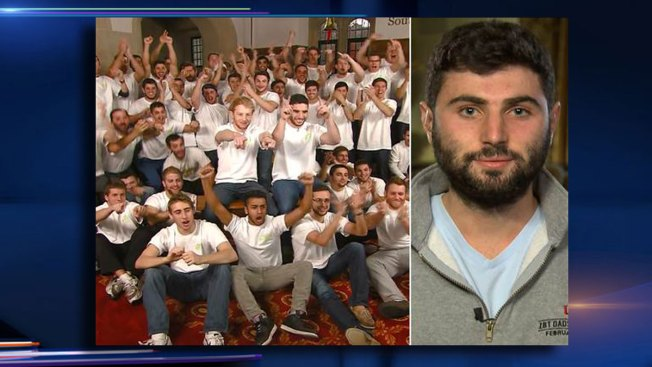 College Friends Ditch Razors, Raise Funds for Buddy With Cancer