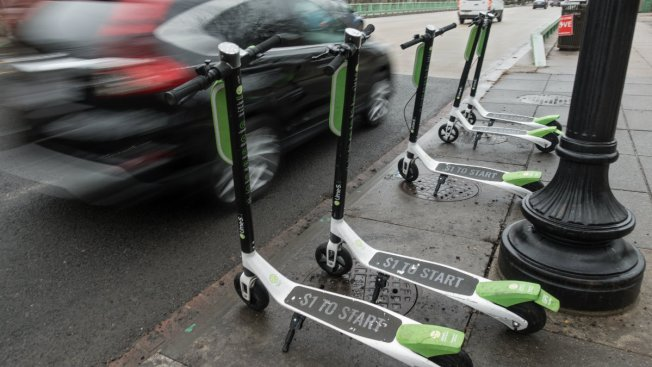 735 New Dockless Bikes, Scooters to Hit DC Streets