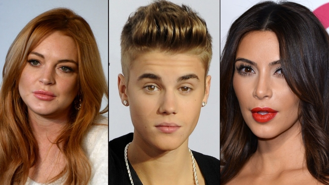 "Forbes Names ""Most Overexposed"" Celebs: Justin Bieber, Miley Cyrus, Lindsay Lohan, and More"