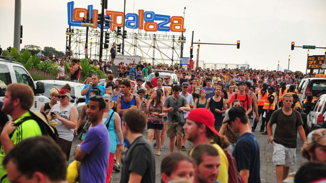 Lollapalooza Kicks Off in Chicago With Stepped-Up Security