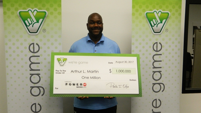 Alexandria Man Discovers He Has $1 Million Powerball Ticket a Week After Drawing