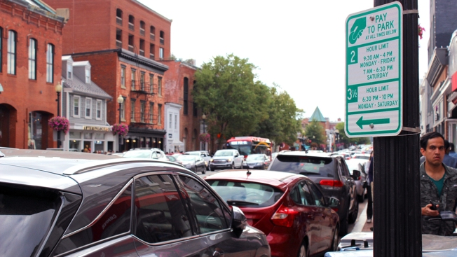 The Most Parking Tickets Are Issued on These DC Blocks