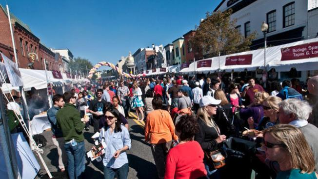 Taste of Georgetown Is Saturday