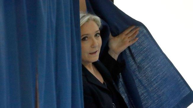 news national international french vote president litmus test europes future