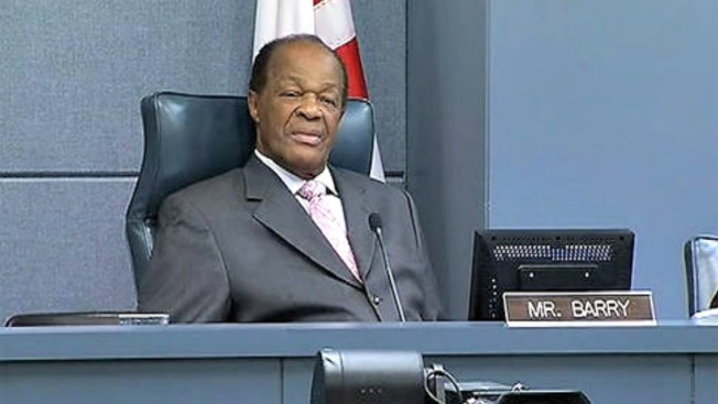 Marion Barry Pays Traffic Tickets, Reclaims Car