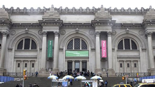 Met Museum Proposes Charging Admission to Non-New Yorkers