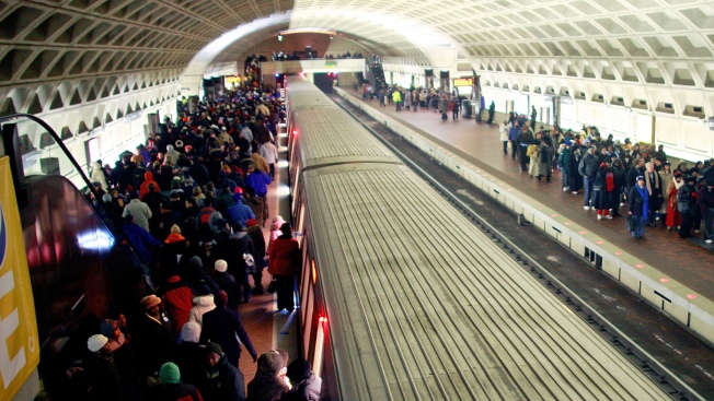 Long Delays Predicted on Metro This Weekend