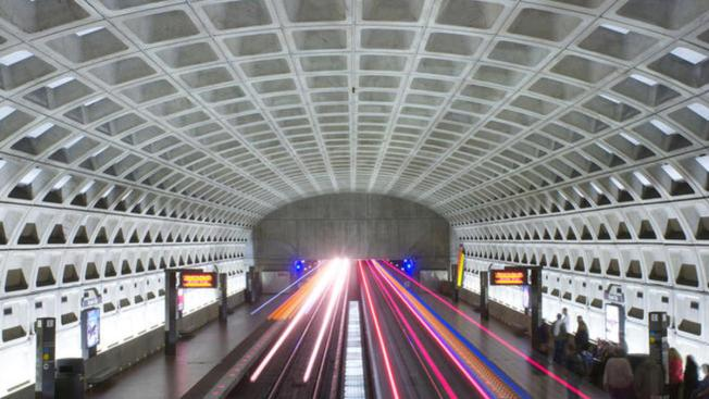 Expect Longer Wait Times on The Metro This Weekend; One Station Closed