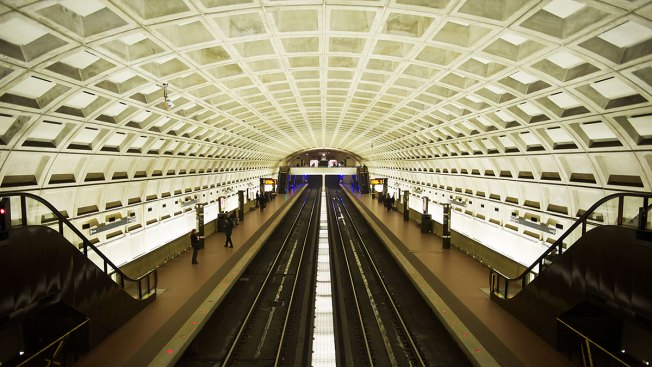 Weekend Track Work Slows Metro Trains on 5 of 6 Lines