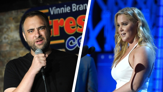 Amy Schumer Confuses Fans With Talk of Canceled Show Following Rape Blame Ruckus
