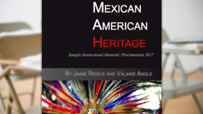 Texas Board Rejects Criticized Mexican-American Textbook