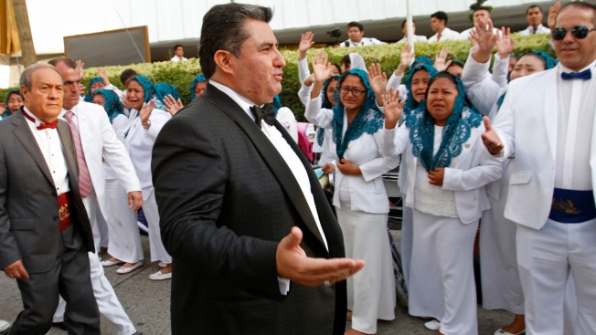 Mexican Church Leader Charged With Child Rape
