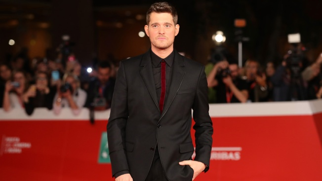 Michael Buble Announces 3-Year-Old Son Has Cancer