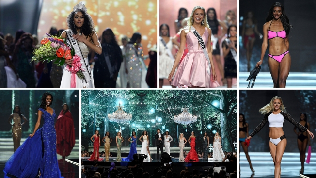 PHOTOS: Miss District of Columbia Wins Miss USA Contest for Second Year in a Row